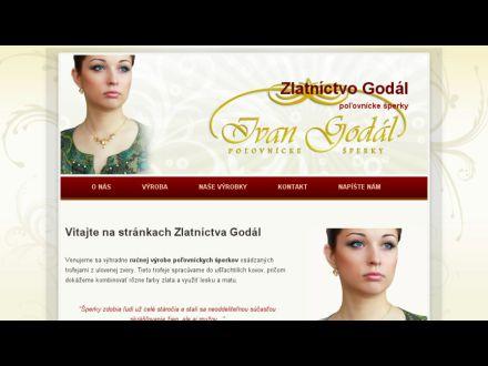 www.zlatnictvo-godal.sk