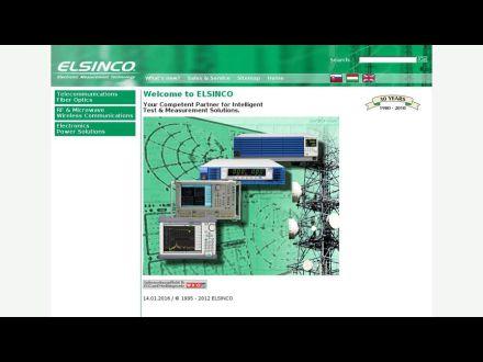 www.elsinco.com