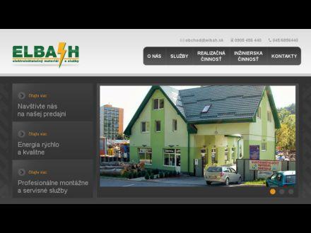 www.elbah.sk
