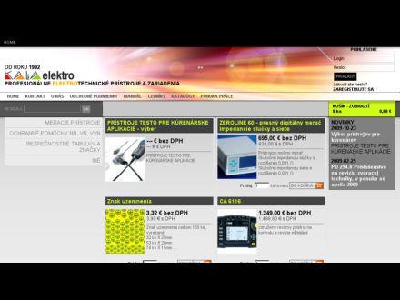 www.kala-elektro.sk