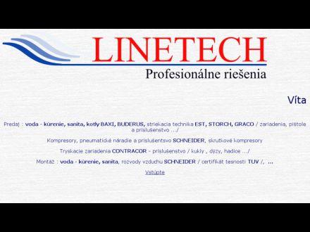 www.linetech.sk