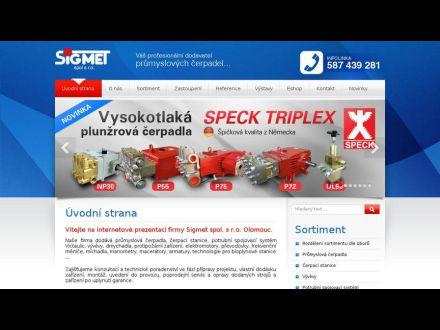 www.sigmet.cz