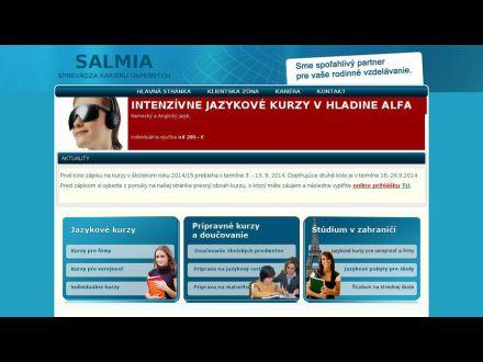 www.salmia.sk