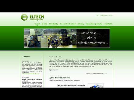 www.eltech.sk