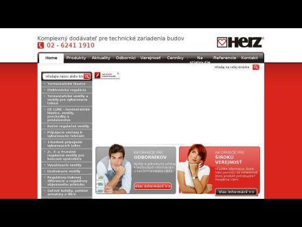 www.herz.sk