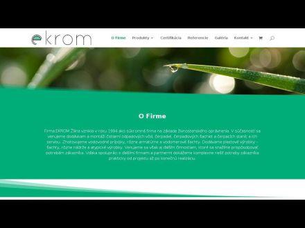 www.ekrom.sk