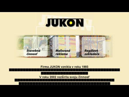 www.jukon.sk