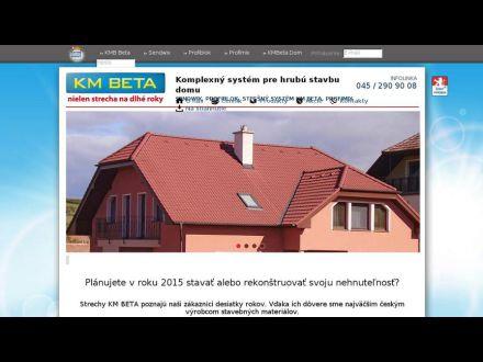 www.kmbeta.sk