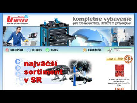 www.universlovakia.sk