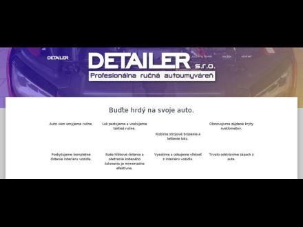 www.detailer.sk