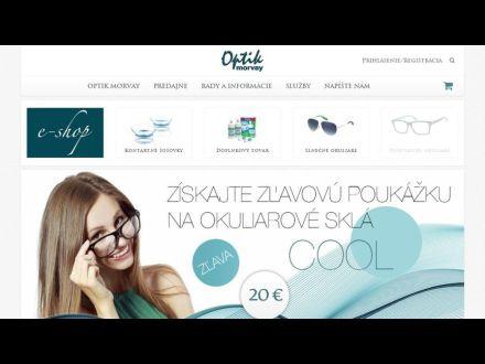 www.optikmorvay.sk