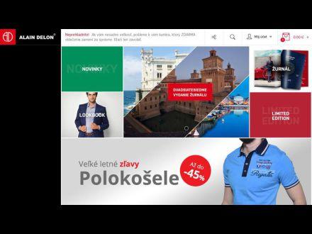 www.alaindelon.sk