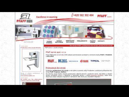 www.pfaff-servis.cz