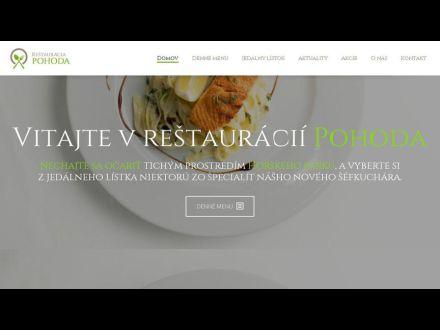 www.restauraciapohoda.sk