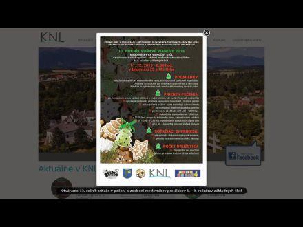 www.knl.sk
