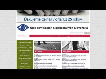 www.unss.sk