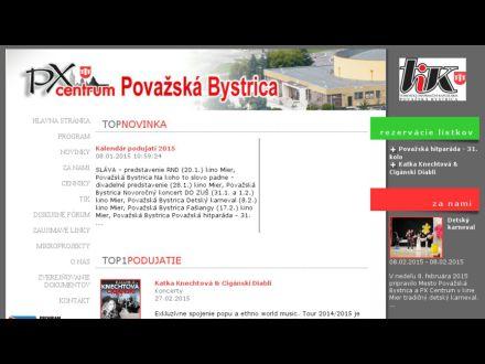 www.pxcentrumpb.sk
