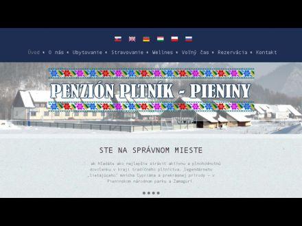 www.penzionpltnik.sk