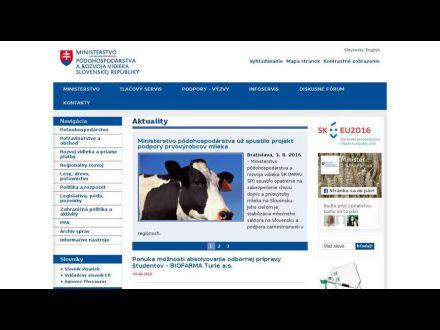 www.land.gov.sk