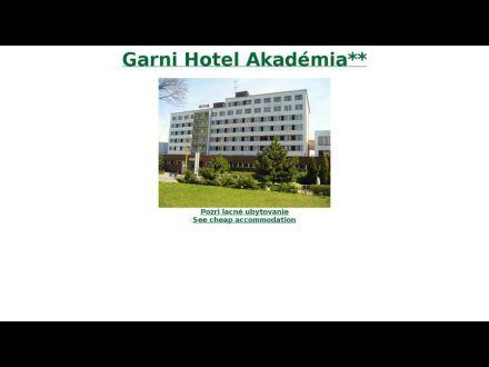 www.hotelakademia.sk