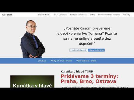 www.ivotoman.sk