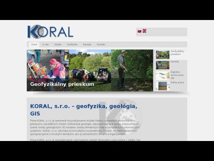 www.koral.sk