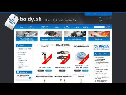 www.boldy.sk