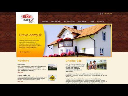 www.drevo-domy.sk