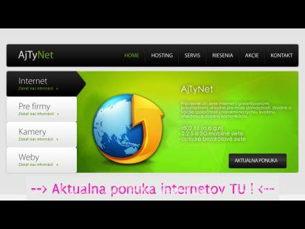www.ajtynet.sk