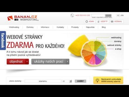 www.banan.cz