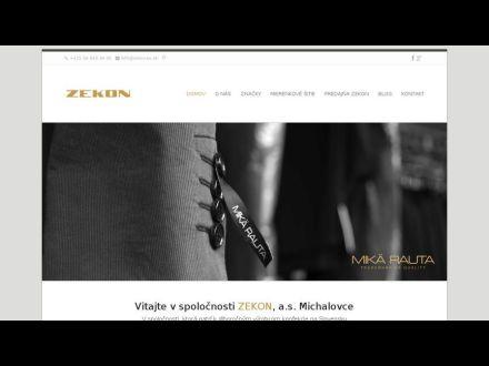 www.zekonas.sk