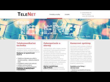 www.telenet.sk