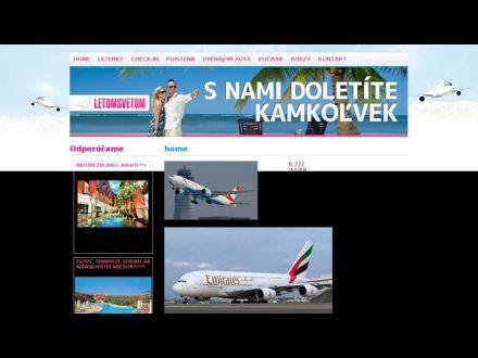 www.letomsvetom.sk