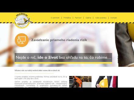 www.ide-o-zivot.sk