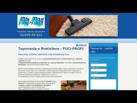 www.upratovanie-puci-profi.sk