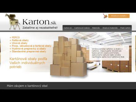 www.karton.sk