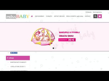 www.prisababy.sk