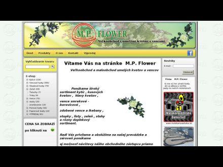 www.mpflower.sk