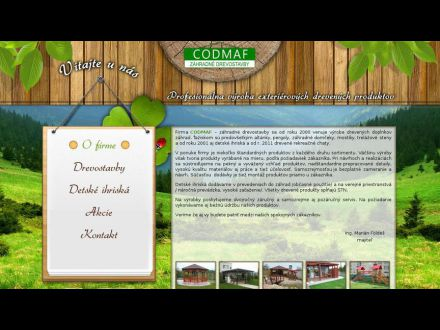 www.codmaf.sk