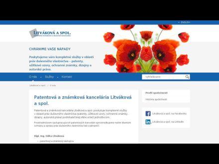 www.litvakova.sk