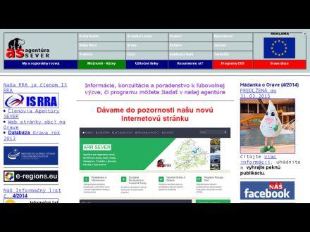 www.arrsever.sk