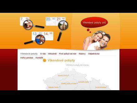 www.vikendove-pobyty-snu.cz