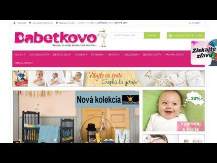 www.shop.babetkovo.sk