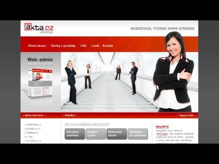 www.akta.cz