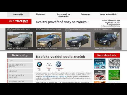 www.mgmotor.cz