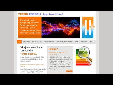 www.termoenergia.eu