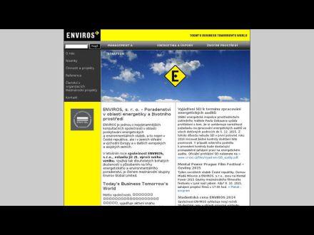 www.enviros.cz