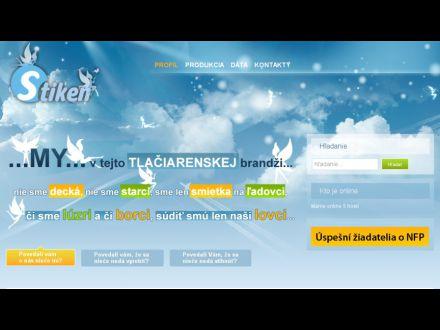 www.stiken.sk