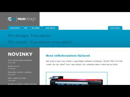 www.profidesign.sk