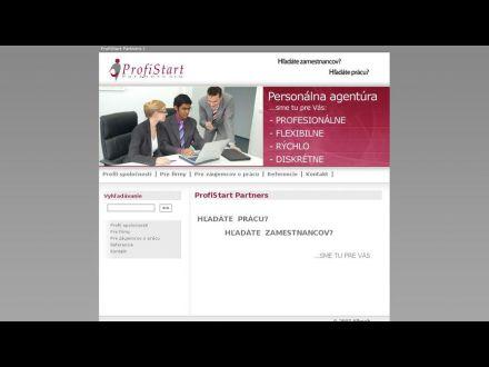 www.profistart.sk